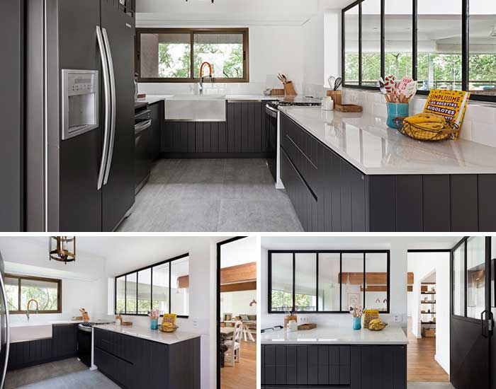 Cozinha por Juliana Sica