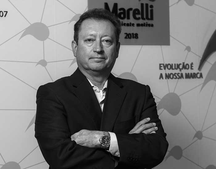 Novo CEO do Grupo Marelli