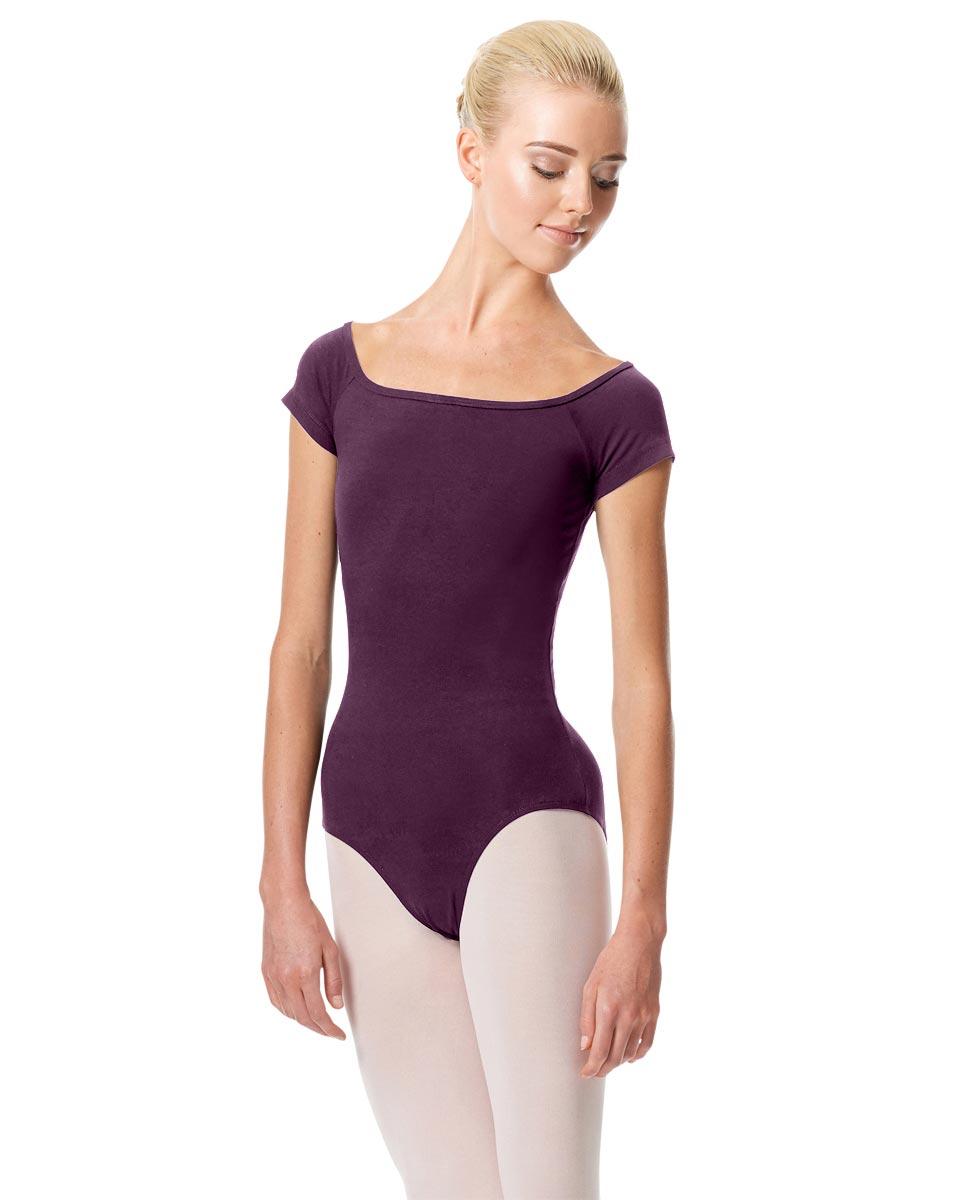 Womens Cap Sleeve Ballet Leotard Naomi AUB
