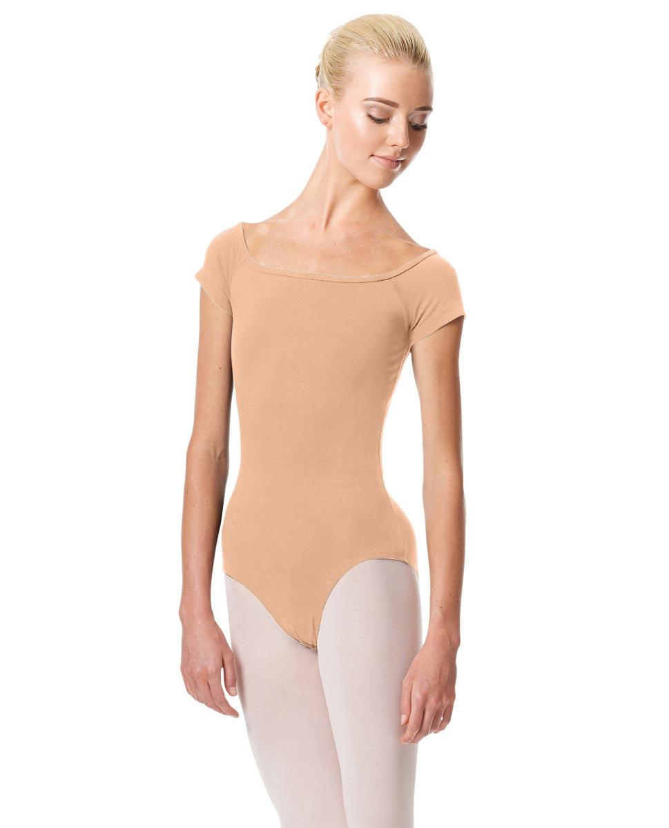 Womens Cap Sleeve Ballet Leotard Naomi DNUD