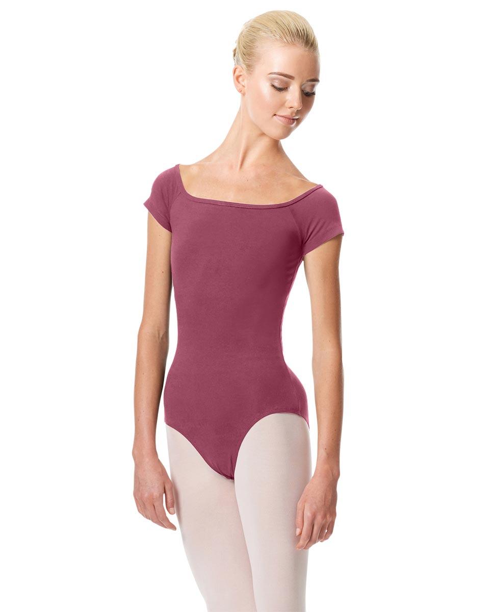 Womens Cap Sleeve Ballet Leotard Naomi DROS