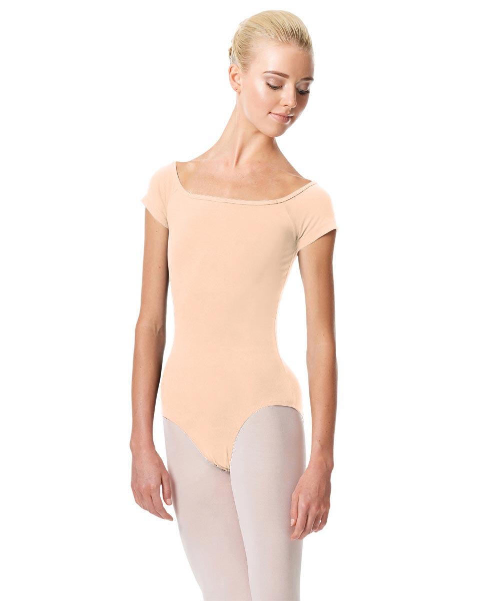 Womens Cap Sleeve Ballet Leotard Naomi LNUD