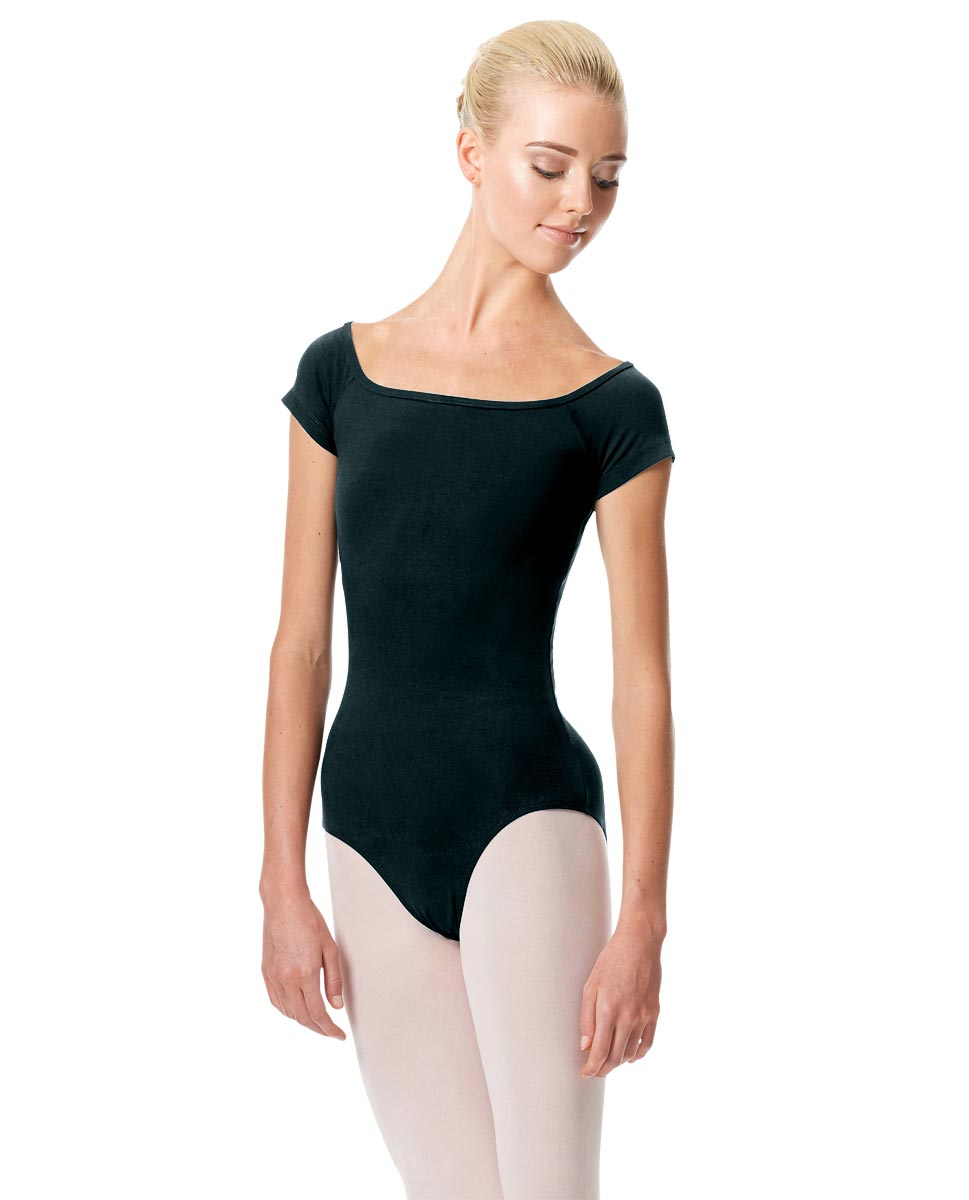 Womens Cap Sleeve Ballet Leotard Naomi MIDNAY
