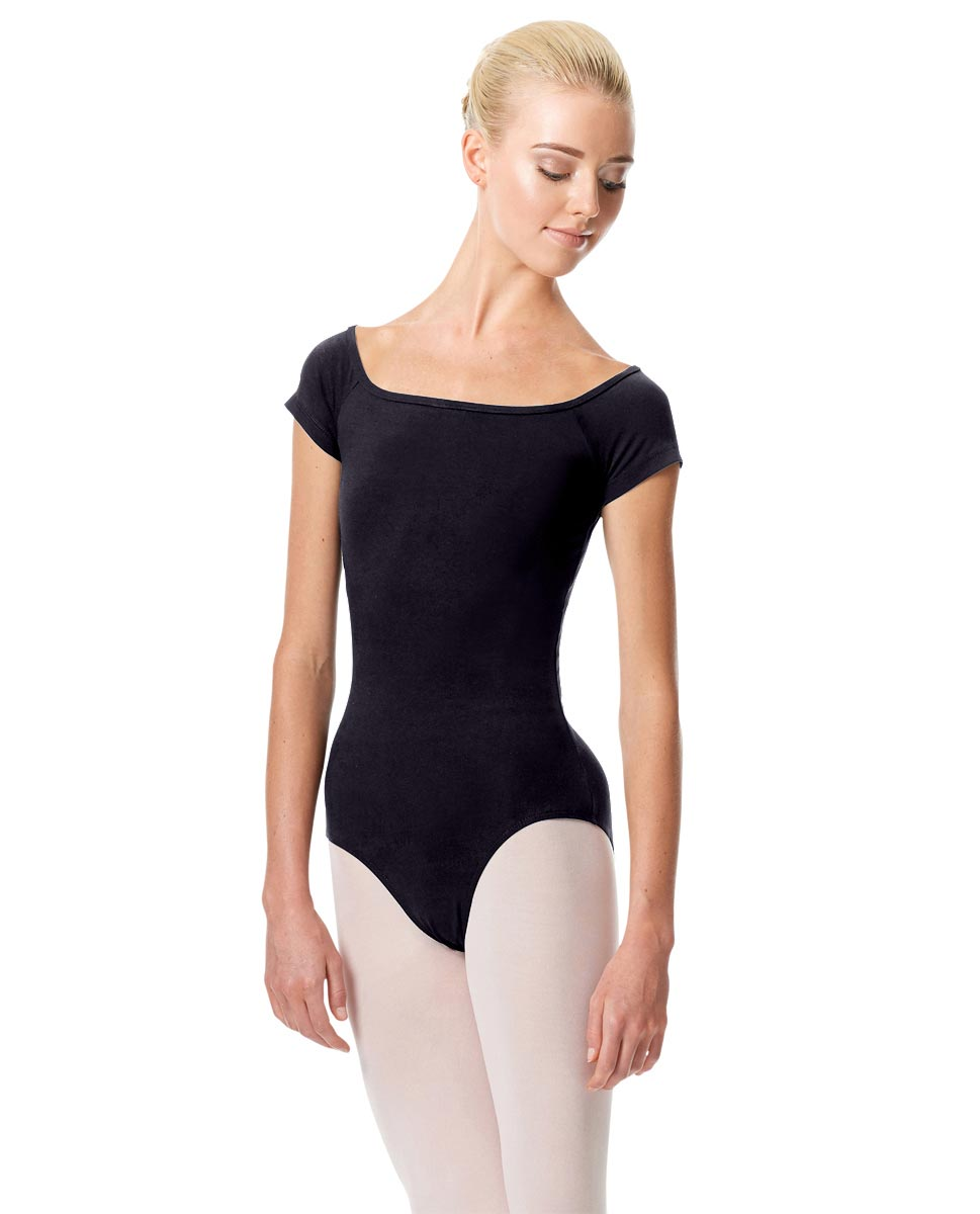 Womens Cap Sleeve Ballet Leotard Naomi NAY
