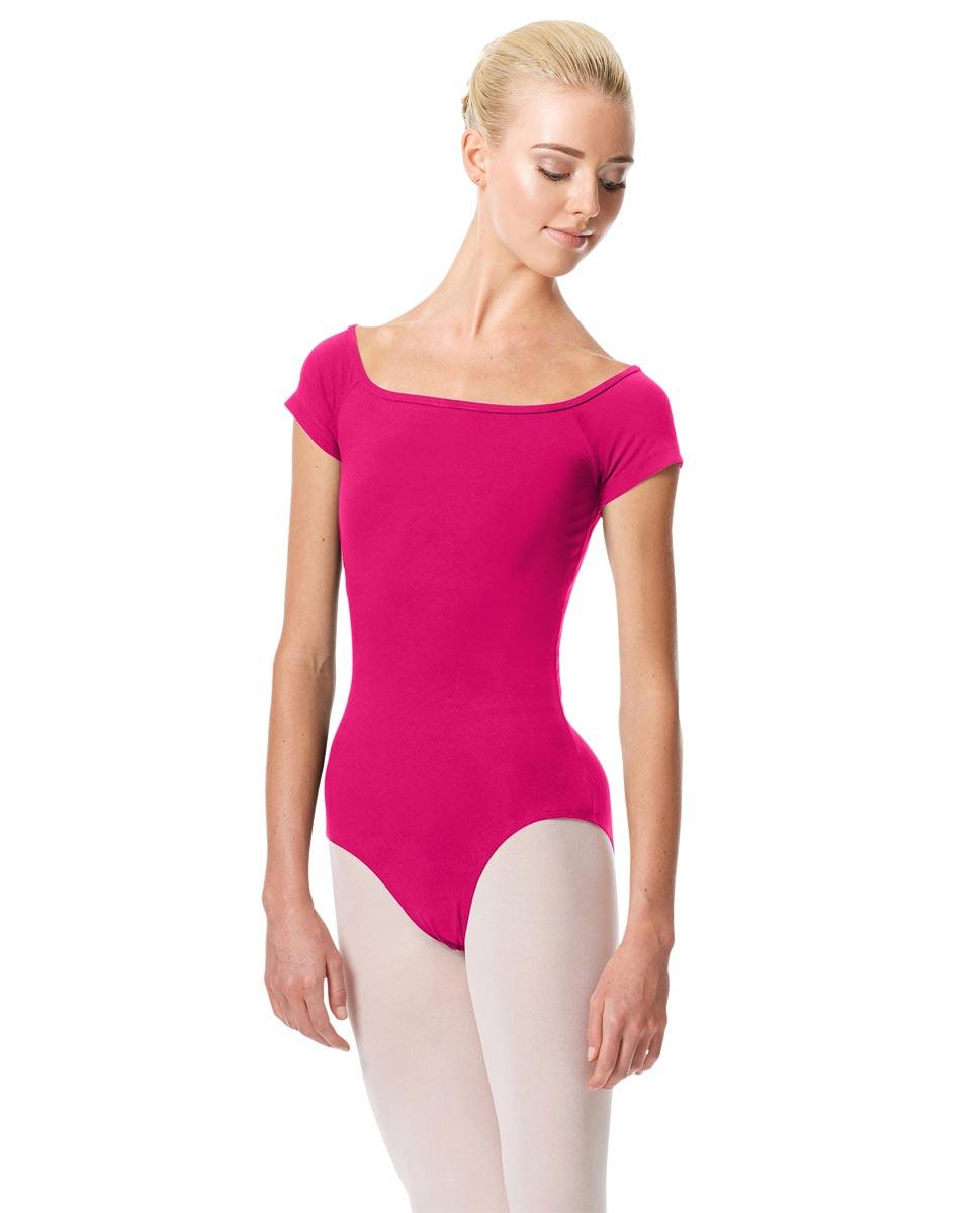 Womens Cap Sleeve Ballet Leotard Naomi RAS
