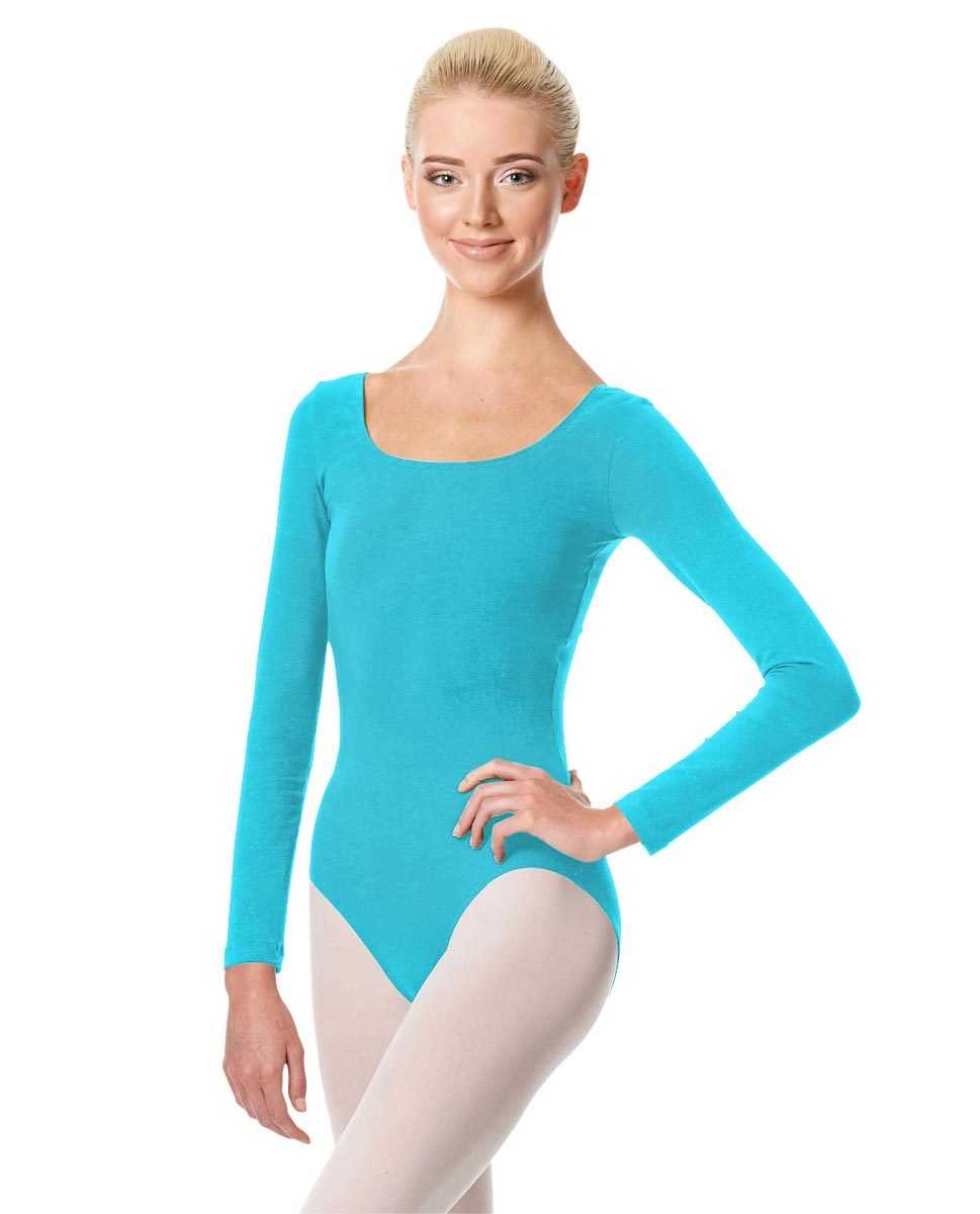 Long Sleeve Leotard Martha ABLU