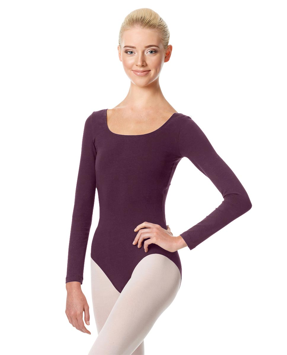 Long Sleeve Leotard Martha AUB