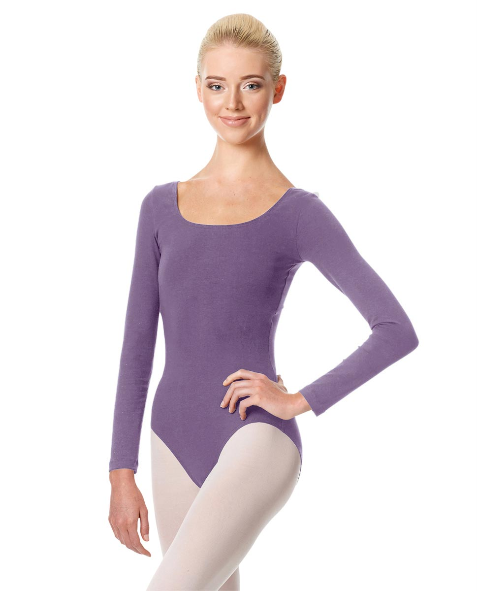 Long Sleeve Leotard Martha LAV
