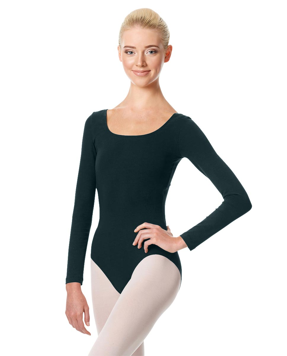 Long Sleeve Leotard Martha MIDNAY