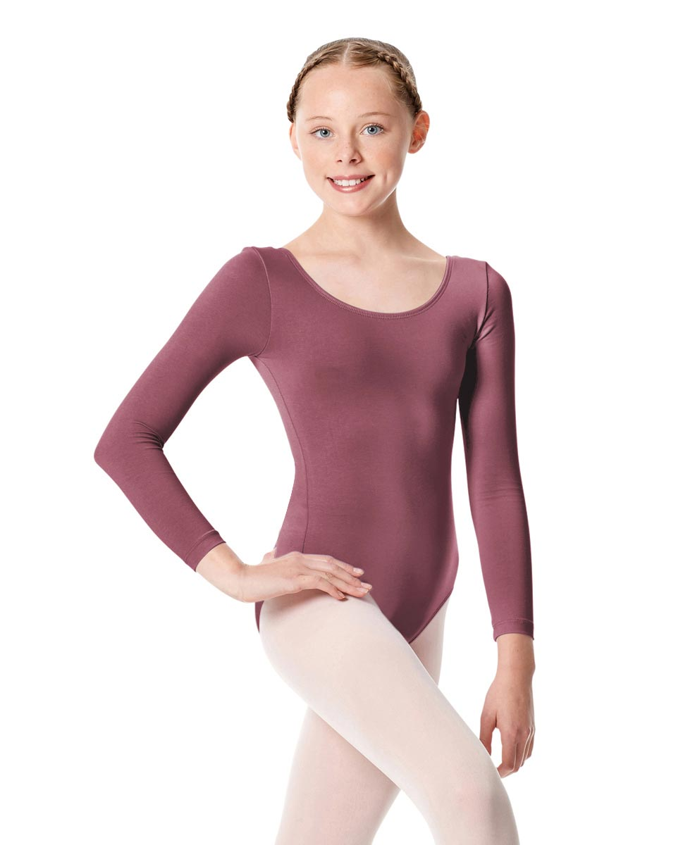 Child Long Sleeve Dance Leotard Martha DROS
