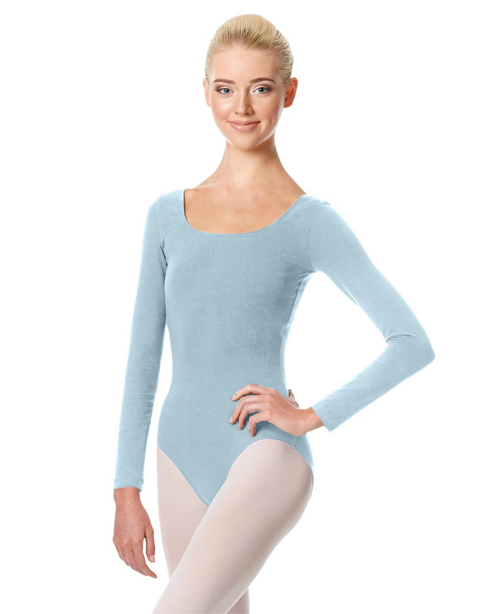 Long Sleeve Leotard Martha SKY
