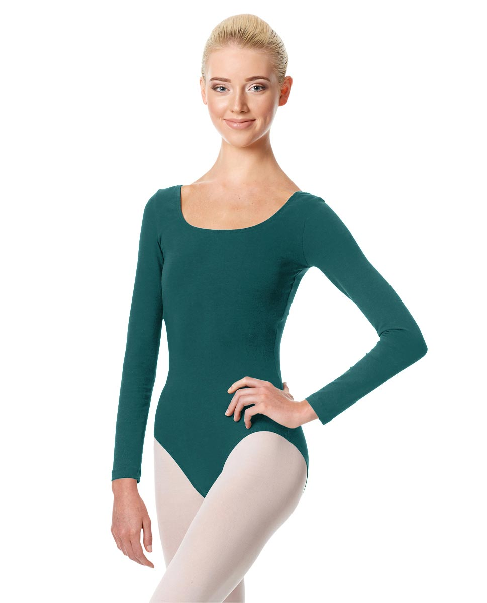 Long Sleeve Leotard Martha TEA