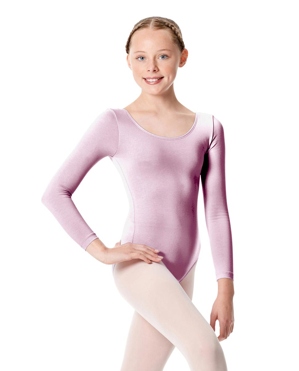 Child Long Sleeve Dance Leotard Martha LIL