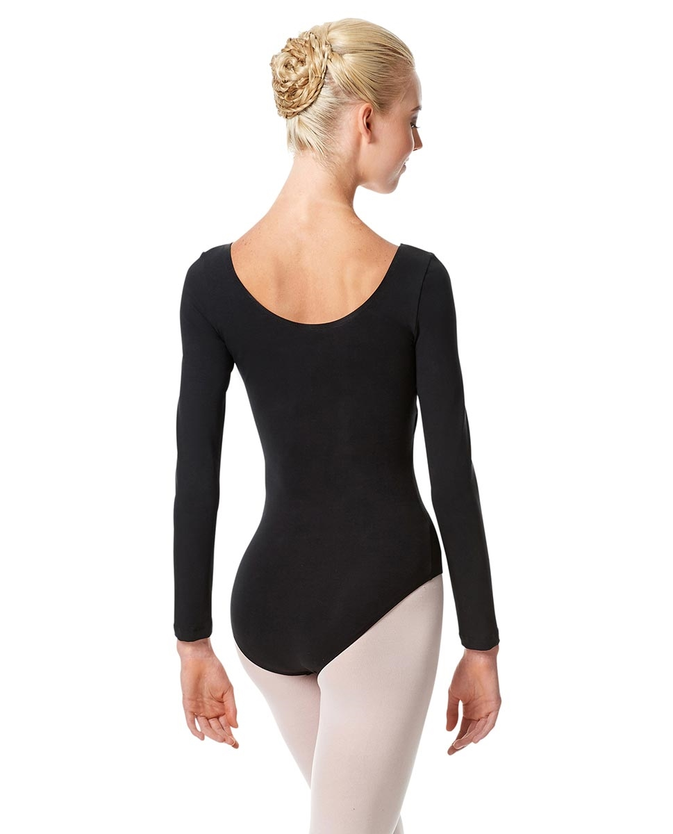 Long Sleeve Leotard Martha back