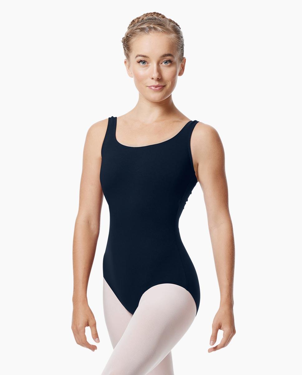 Womens Basic Tank Ballet Leotard Adel NAY