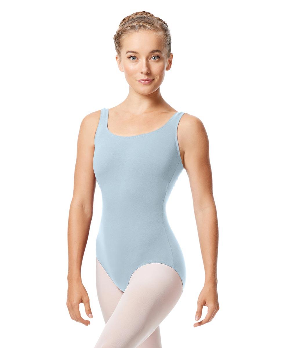 Womens Basic Tank Ballet Leotard Adel SKY