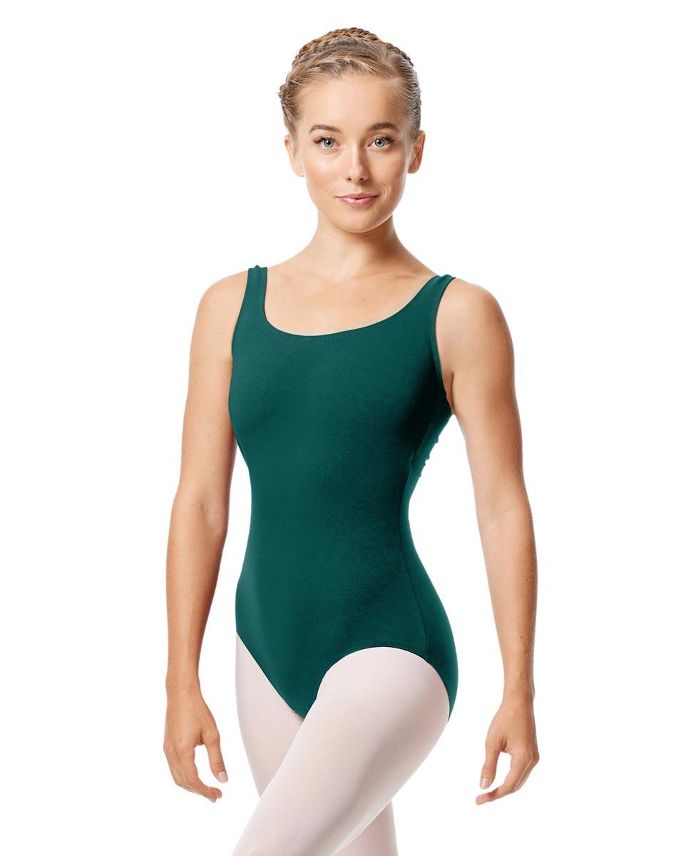 Womens Basic Tank Ballet Leotard Adel TEA