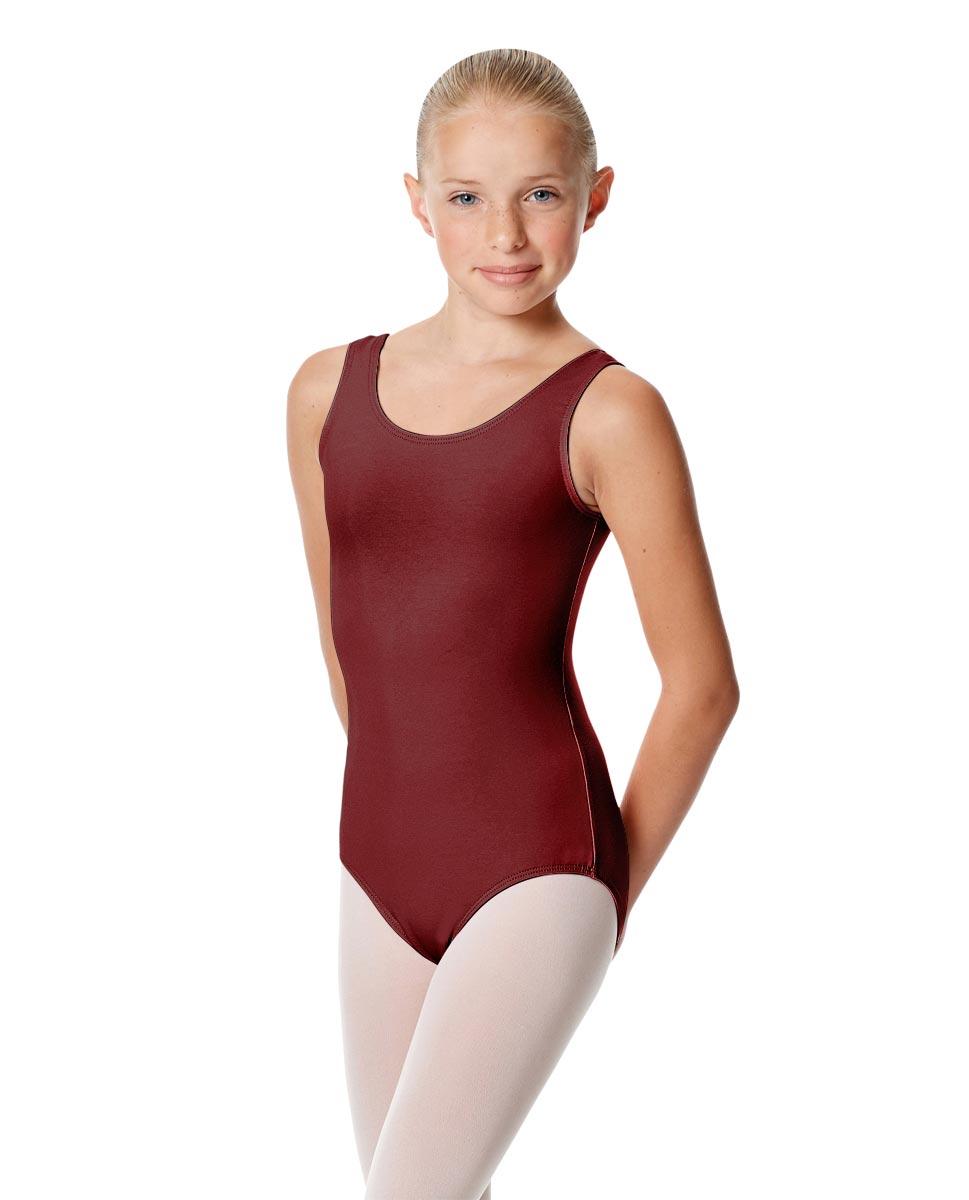 Child Basic Tank Ballet Leotard Adel BUR