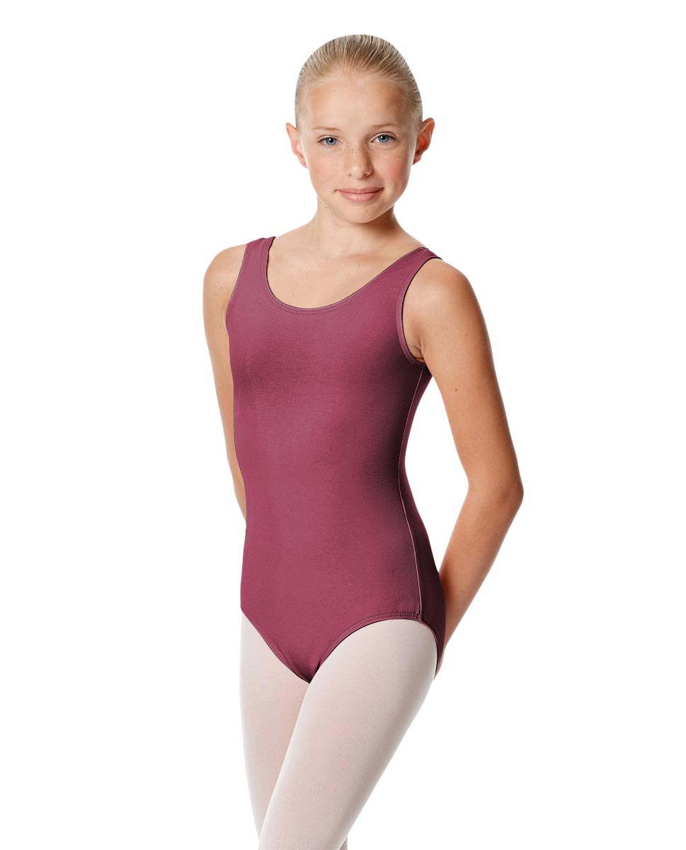Child Basic Tank Ballet Leotard Adel DROS