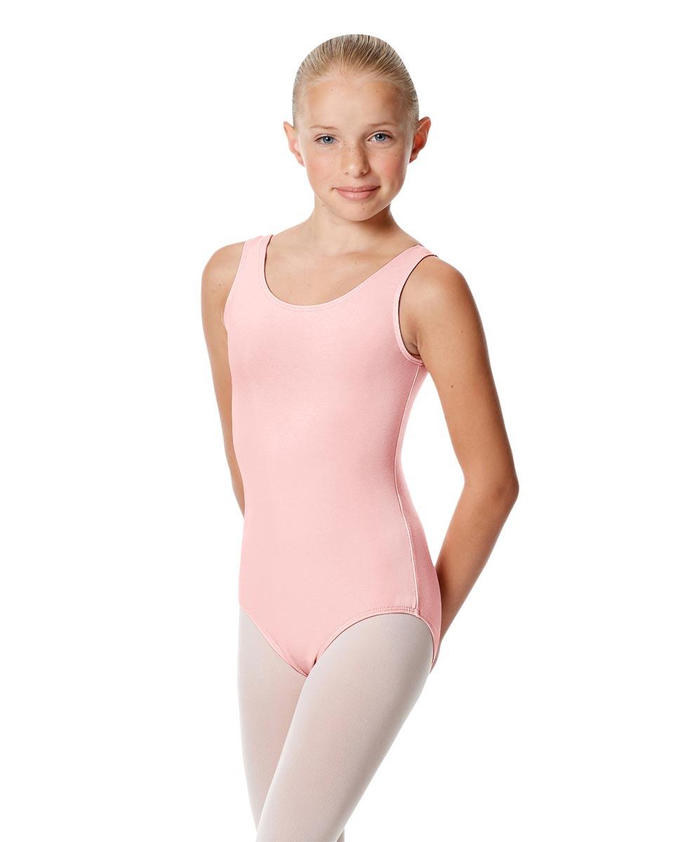 Child Basic Tank Ballet Leotard Adel PNK
