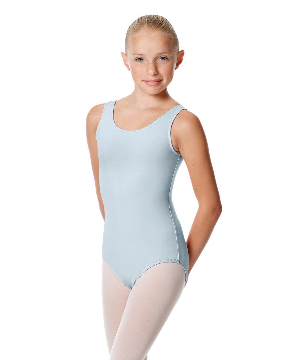 Child Basic Tank Ballet Leotard Adel SKY