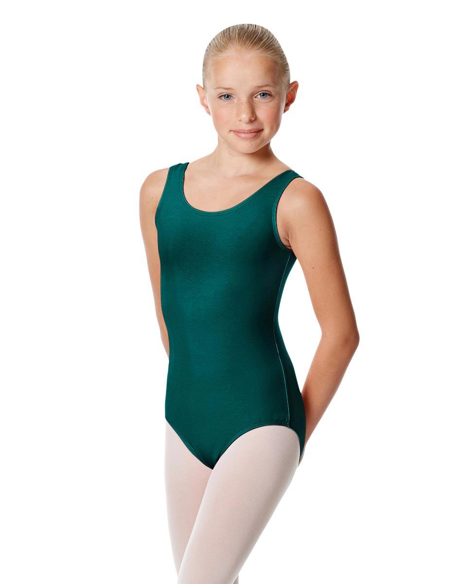 Child Basic Tank Ballet Leotard Adel TEA