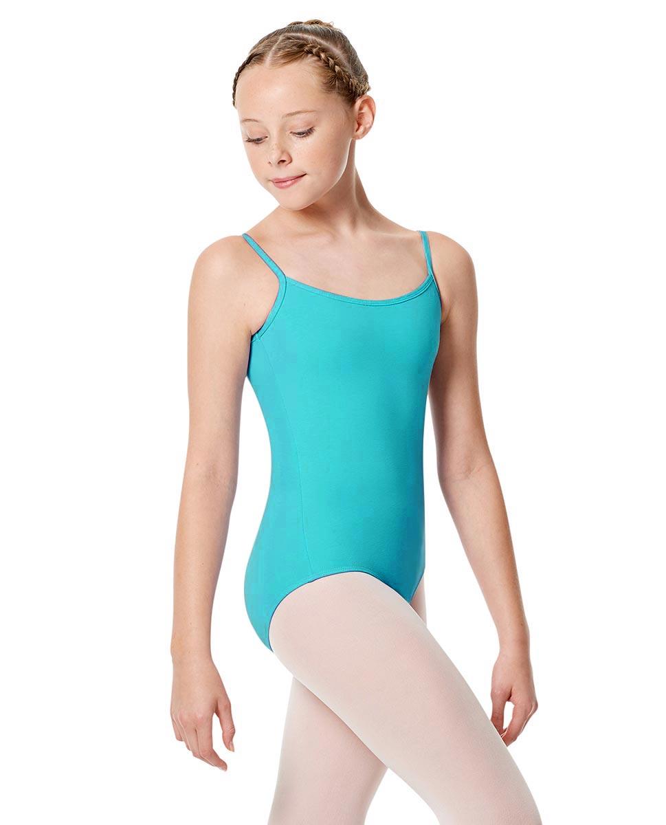 Child Basic Camisole Ballet Leotard Chantal ABLU