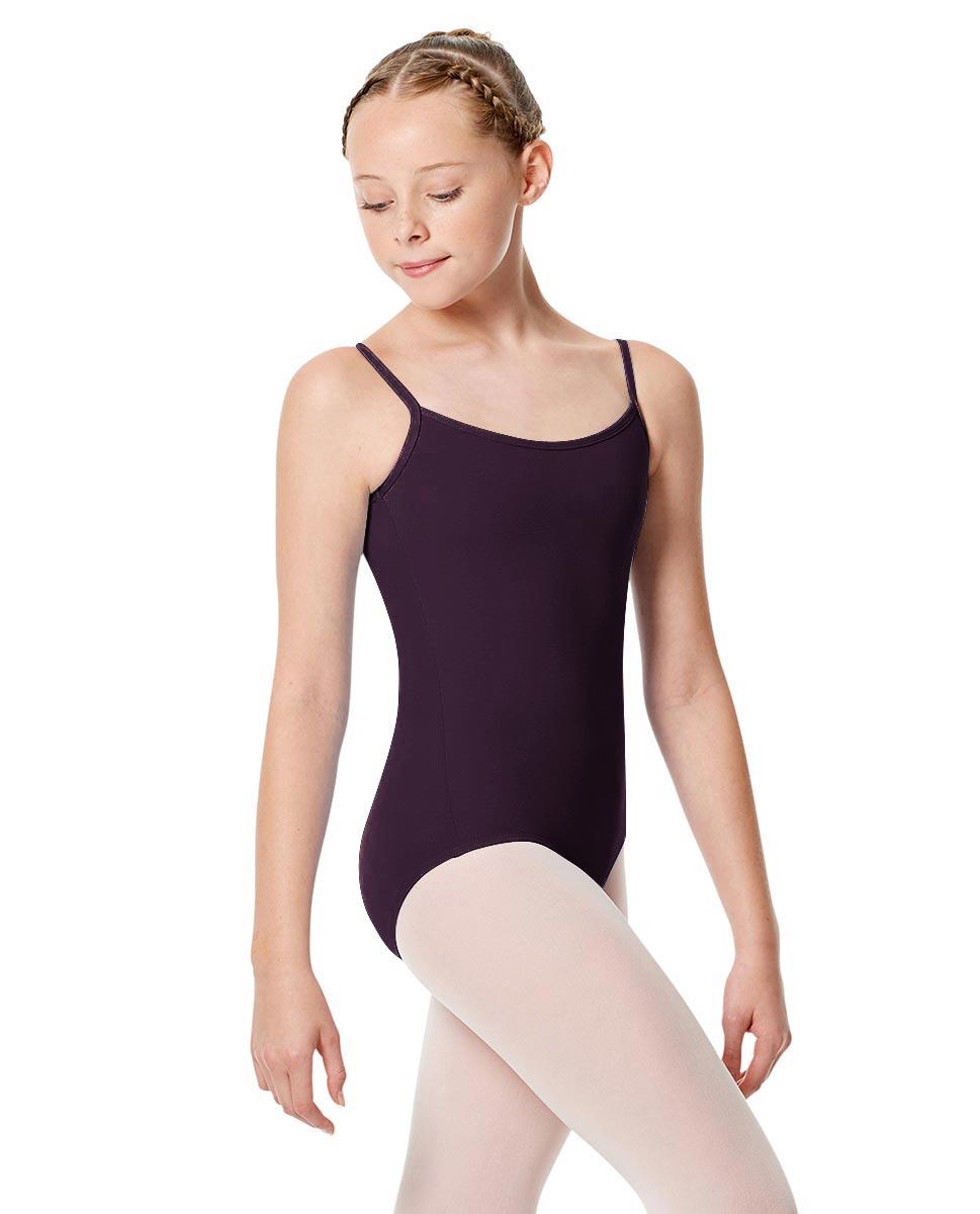Child Basic Camisole Ballet Leotard Chantal AUB