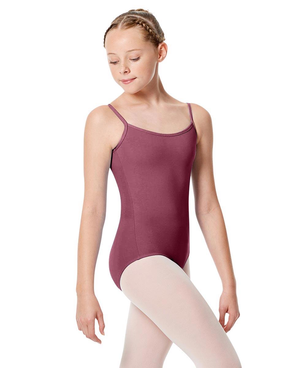 Child Basic Camisole Ballet Leotard Chantal DROS