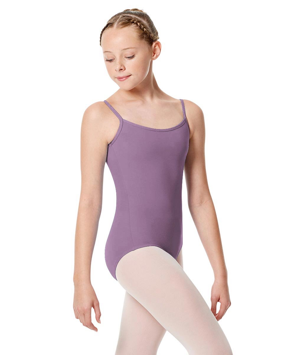 Child Basic Camisole Ballet Leotard Chantal LAV