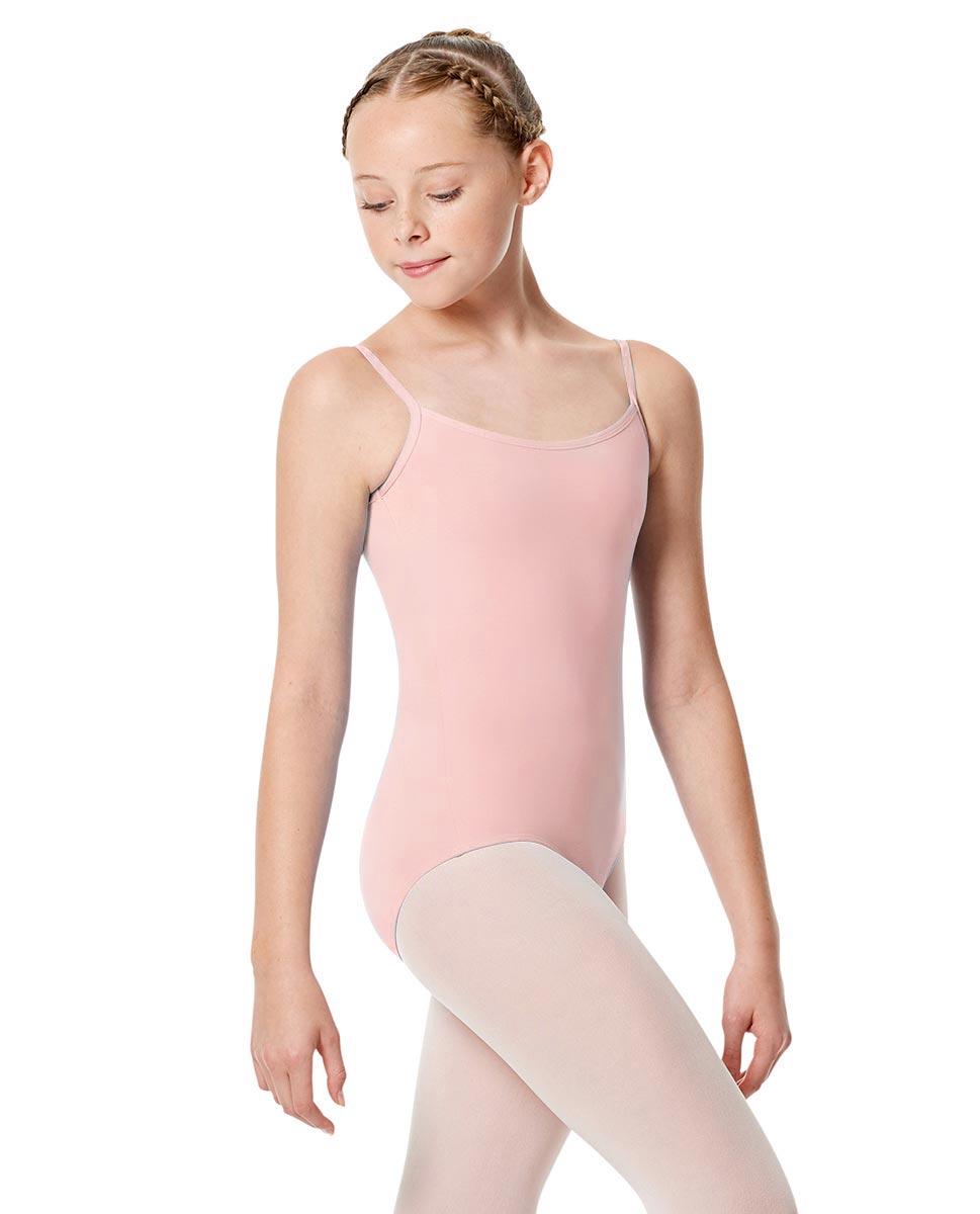 Child Basic Camisole Ballet Leotard Chantal PNK