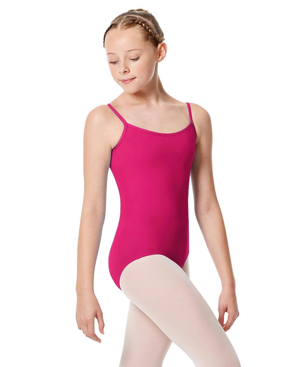Child Basic Camisole Ballet Leotard Chantal RAS
