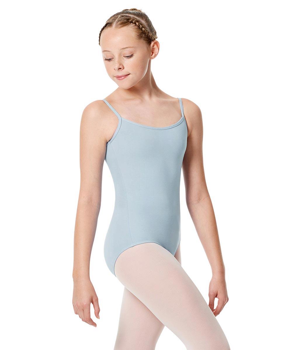 Child Basic Camisole Ballet Leotard Chantal SKY