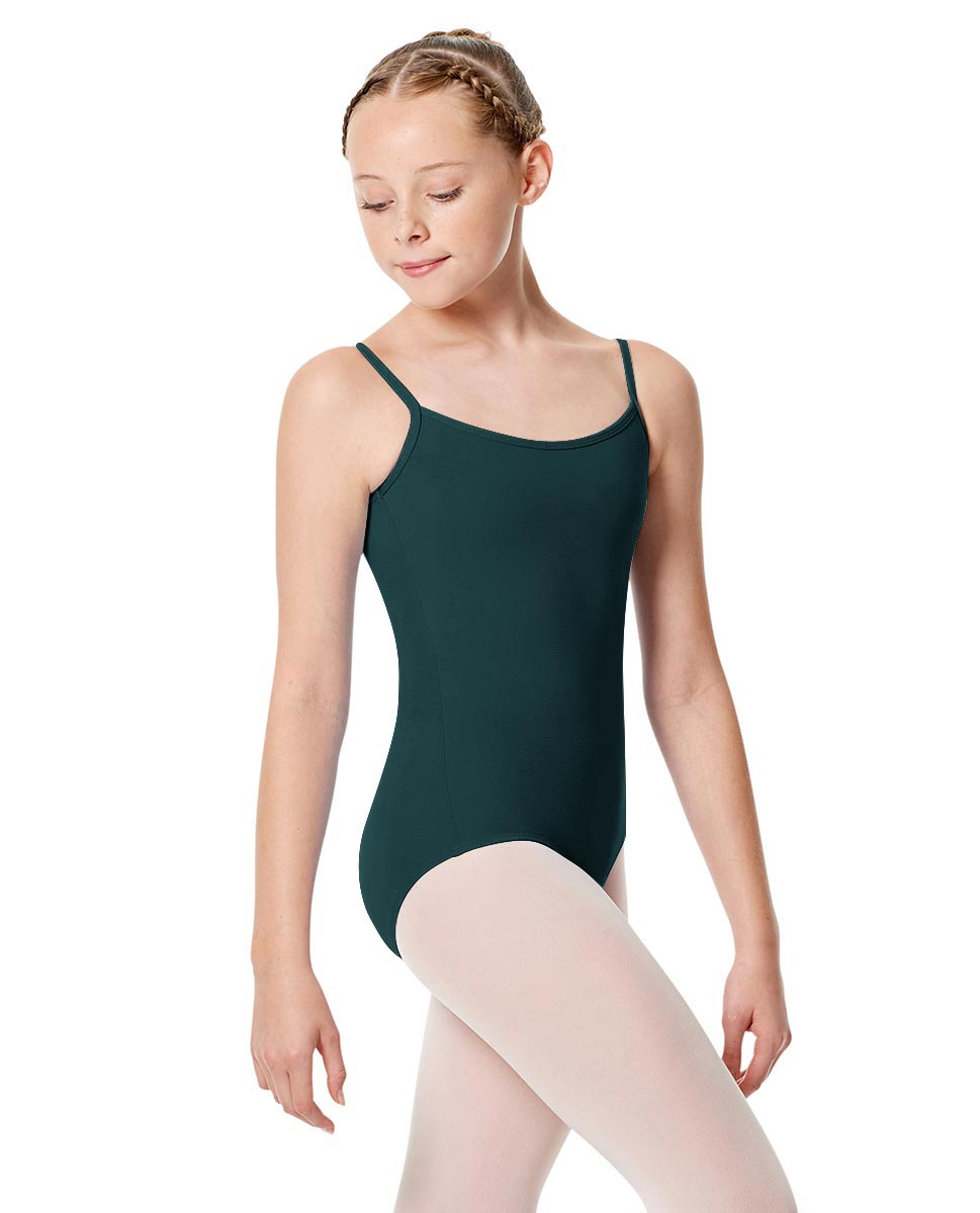 Child Basic Camisole Ballet Leotard Chantal TEA