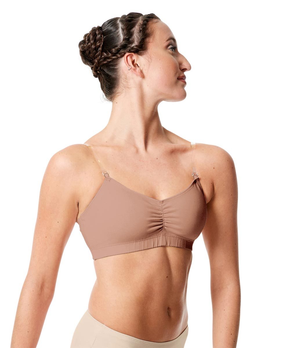 Womens Dance Undergarments Bra Top Roxana DNUD