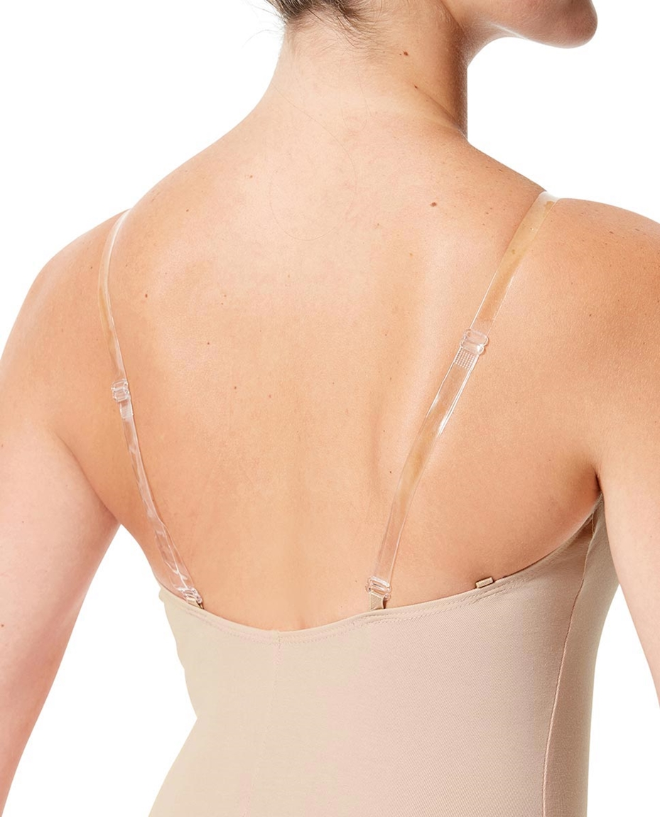 Womens Undergarment Dance Leotard Nude Geneva 3