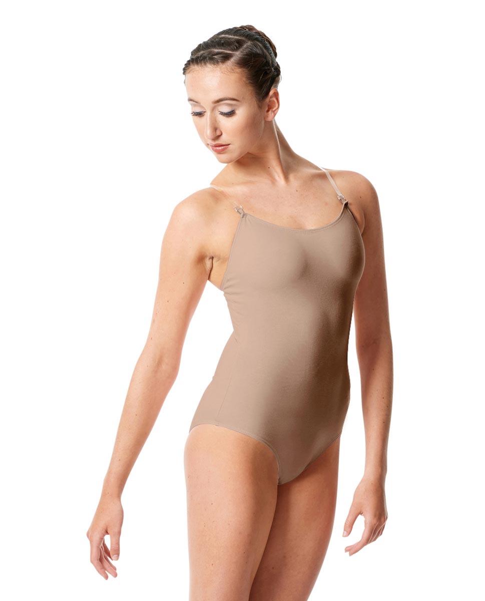 Womens Undergarment Dance Leotard Nude Geneva DNUD