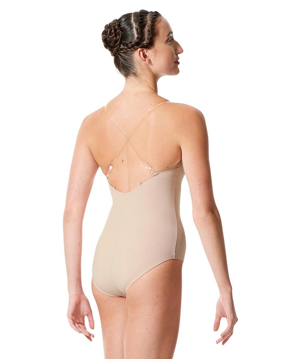 Womens Undergarment Dance Leotard Nude Geneva back-womens-undergarment-dance-leotard-nude-geneva