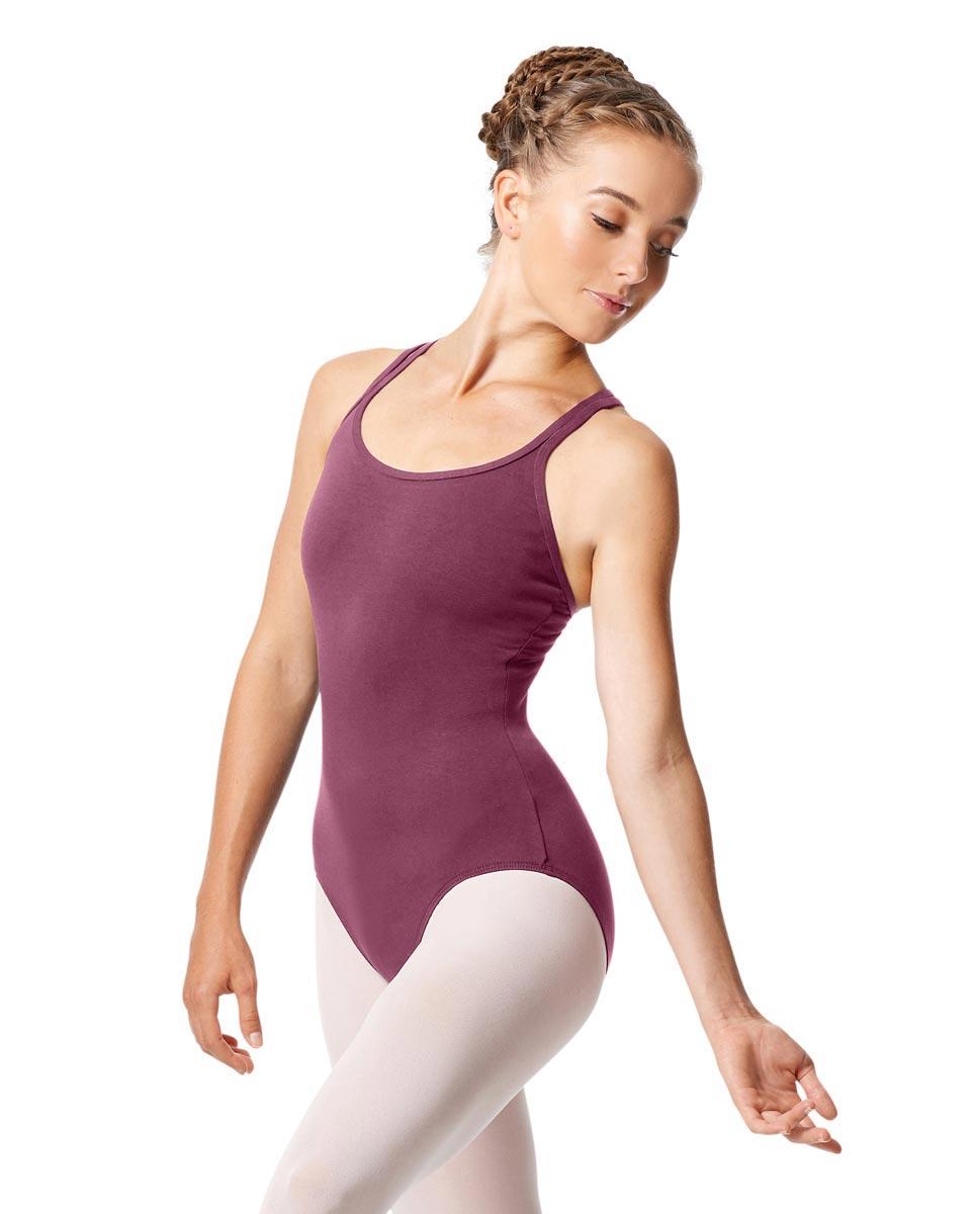 Womens Strappy Camisole Ballet Leotard Larissa DROS