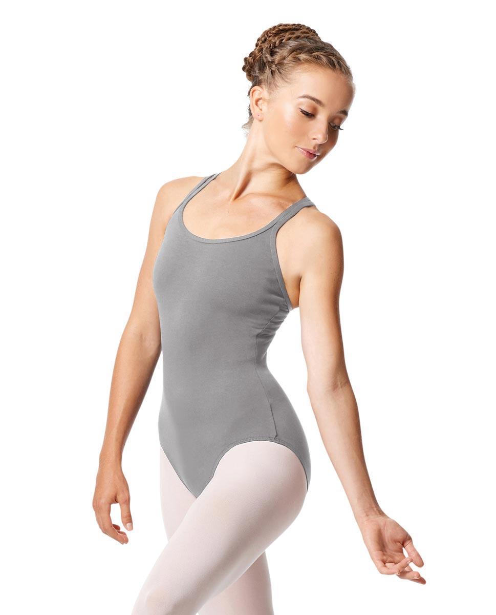 Womens Strappy Camisole Ballet Leotard Larissa GRE