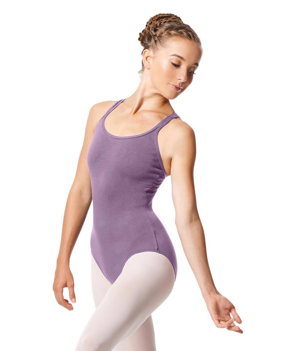 Womens Strappy Camisole Ballet Leotard Larissa LAV