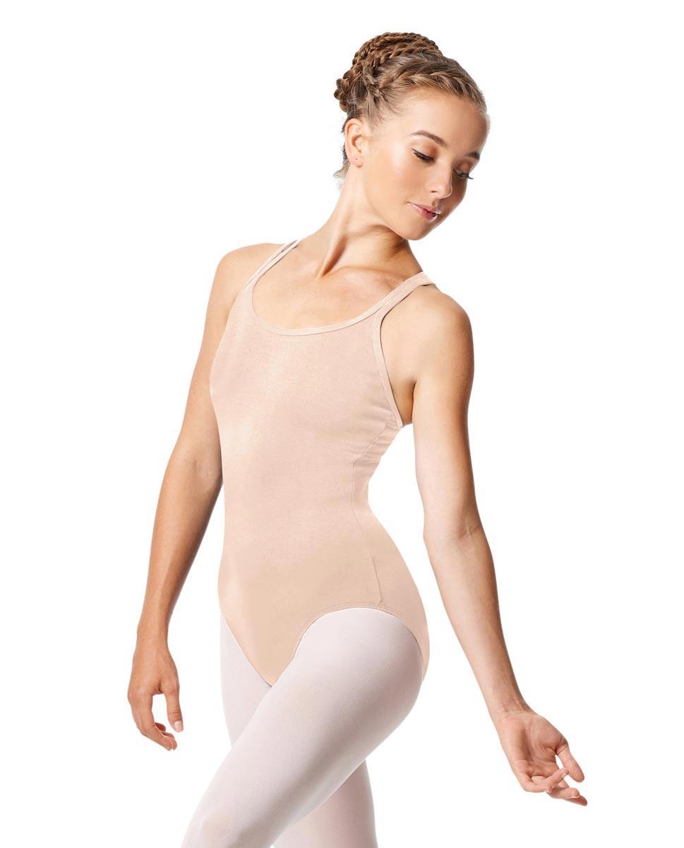 Womens Strappy Camisole Ballet Leotard Larissa LNUD