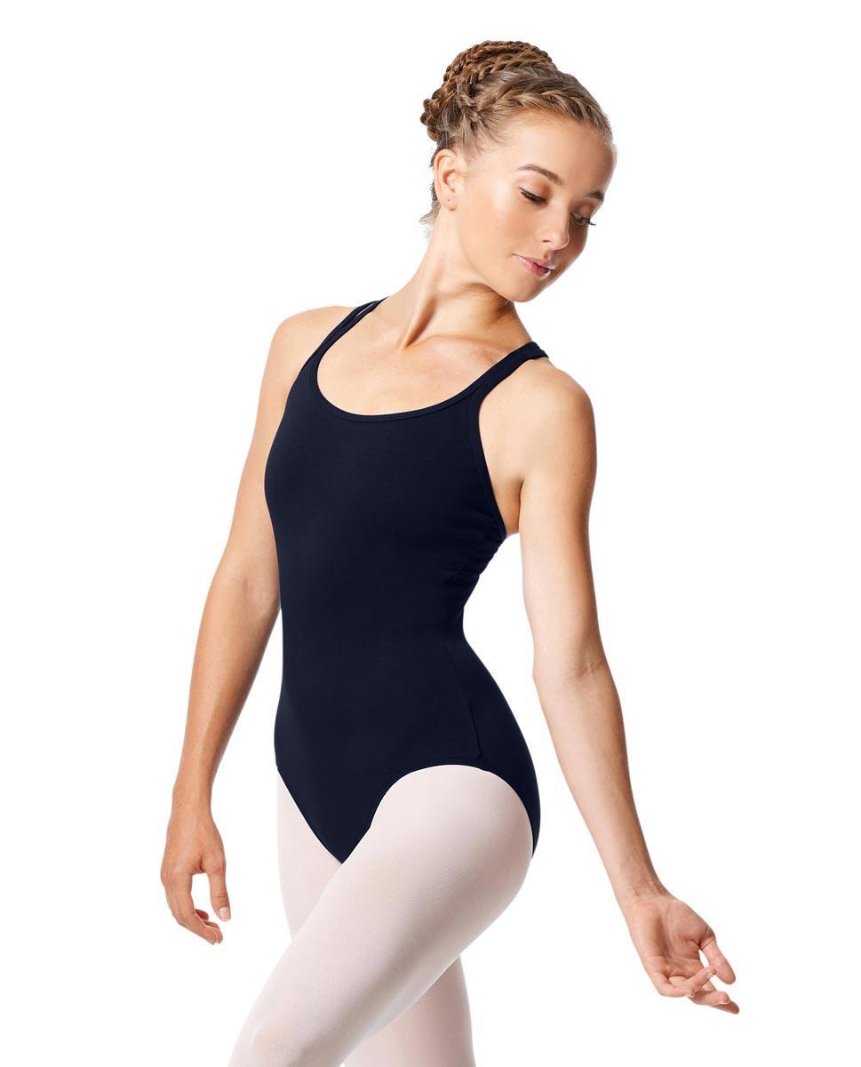 Womens Strappy Camisole Ballet Leotard Larissa NAY
