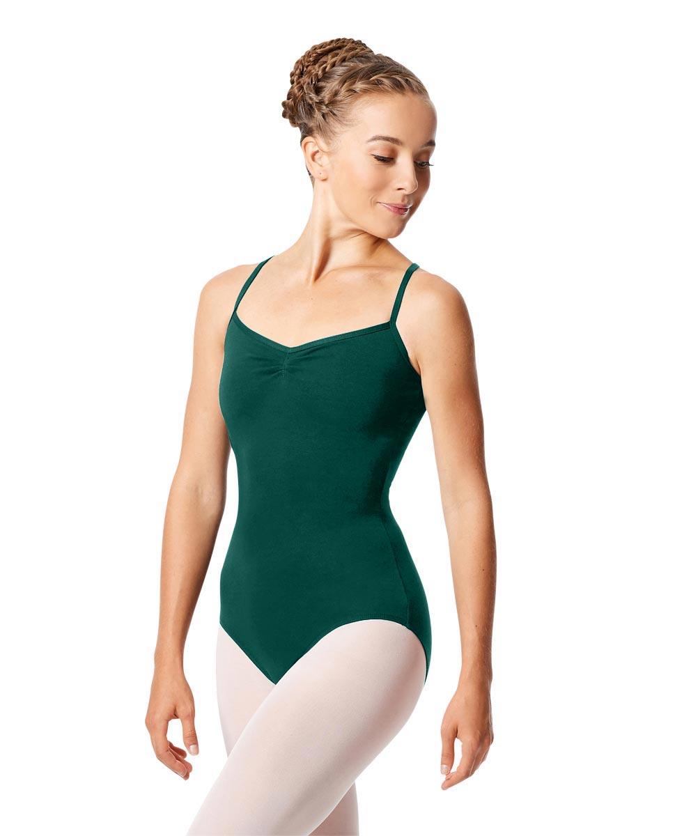 Womens X Back Dance Leotard Jane TEA
