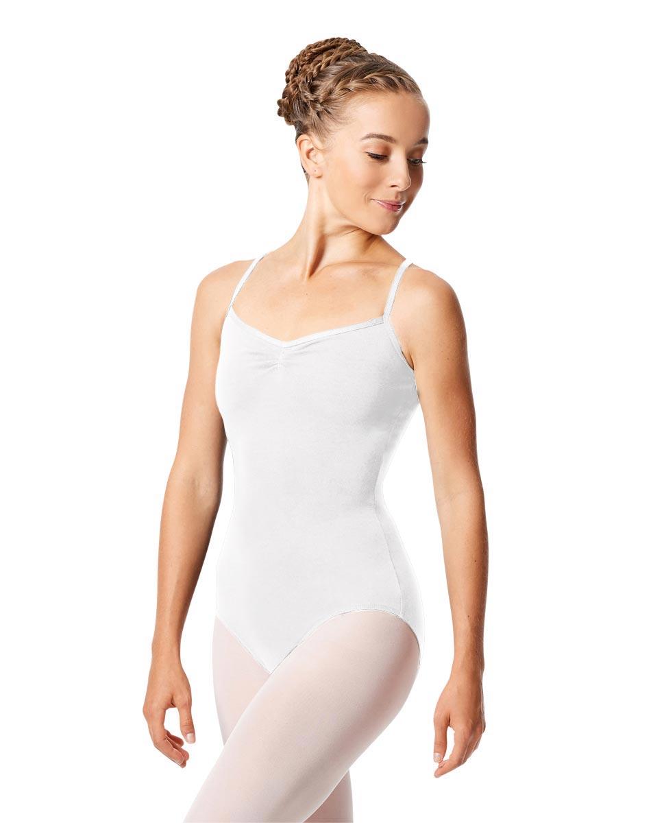 Womens X Back Dance Leotard Jane WHI