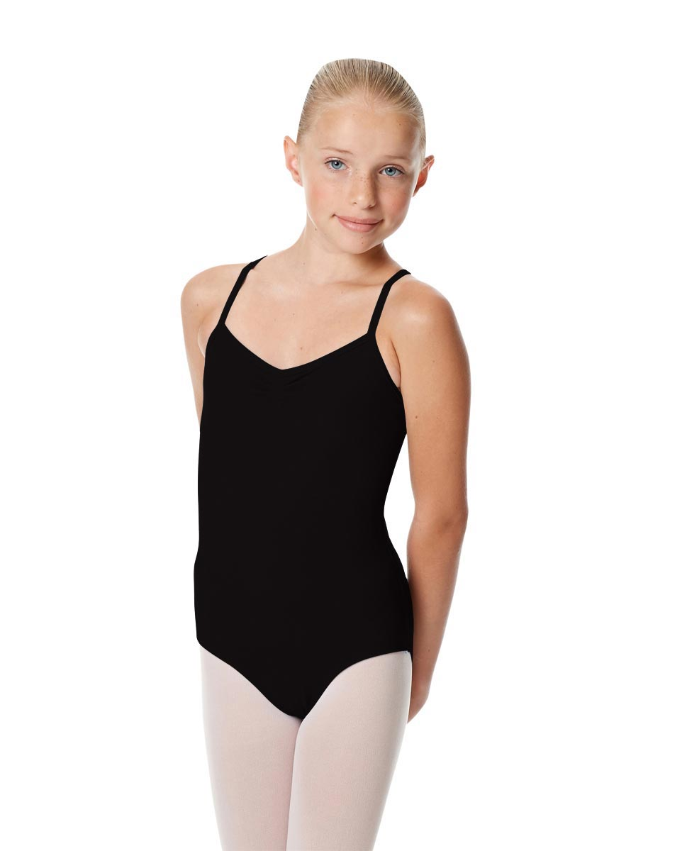 Child X Back Dance Leotard Jane BLK