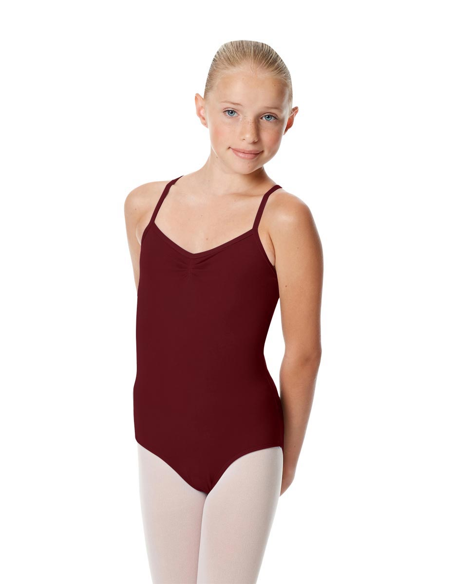 Child X Back Dance Leotard Jane BUR