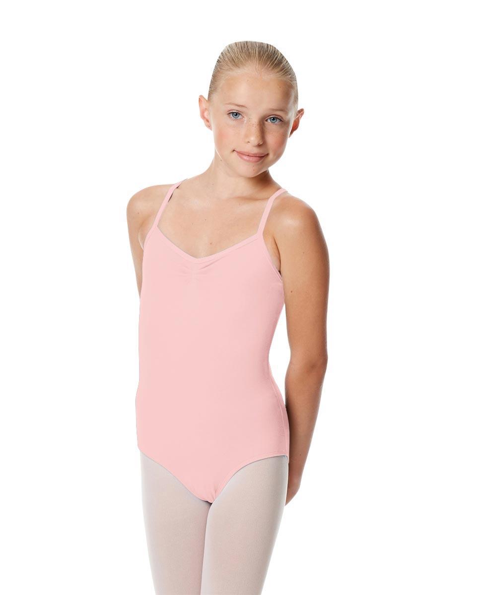 Child X Back Dance Leotard Jane PNK
