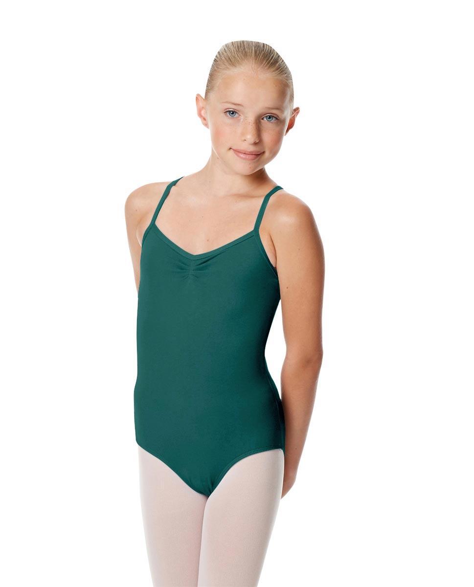 Child X Back Dance Leotard Jane TEA