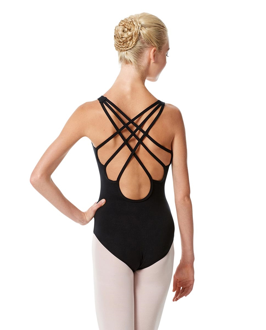 Strappy Back Dance Leotard Theresa back-strappy-back-dance-leotard-theresa